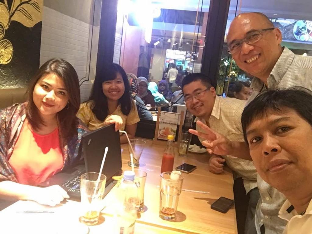 Deputi K team